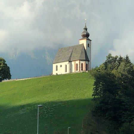 Dienten am Hochkönig, Østerrike: Übergossener Alm