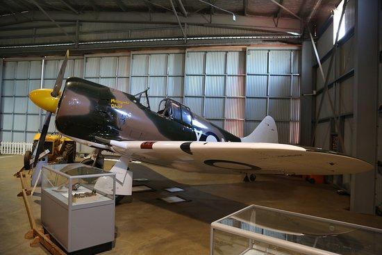 Oakey, Австралия: Boomerang aircraft.