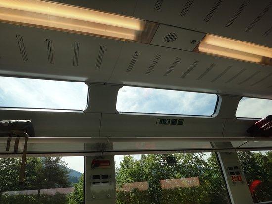 GoldenPass Line: 上も見えます