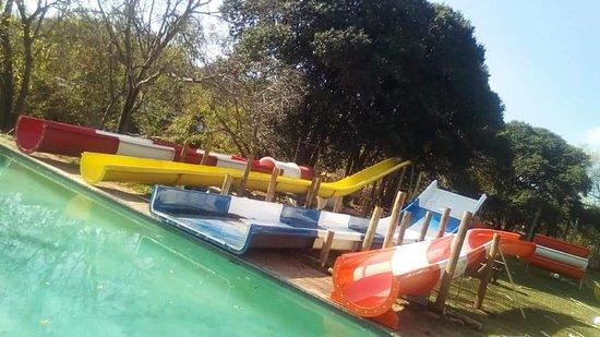 new slides picture of hennops pride caravan park lanseria