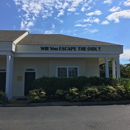 ‪Will you Escape the OBX‬