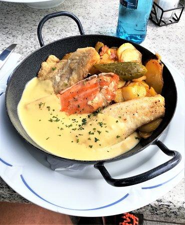 Seelze, Γερμανία: Pannfisch