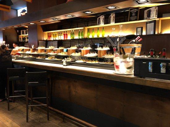 Orio BCN Gotic : Le bar