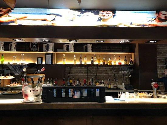 Orio BCN Gotic : La suite du bar