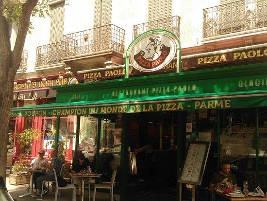 Pizza Paolo: Chalon-sur-Saône