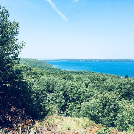 Bruce Peninsula, Canada: Lookout Abbas gh. Aug 2018