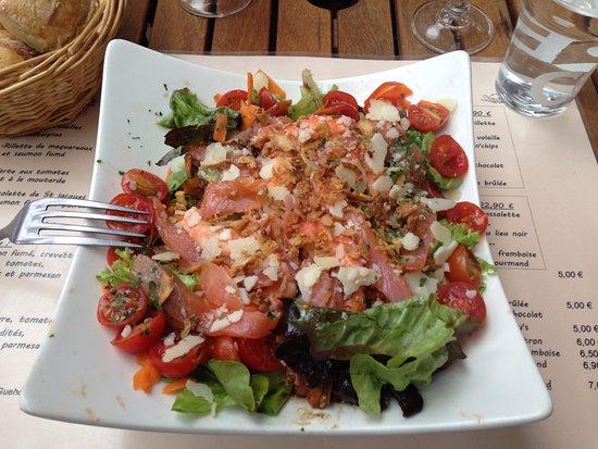 Beganne, France: 'Thelma' Salad