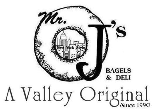 Mr  J's Bagels & Deli - South High, Harrisonburg - Menu