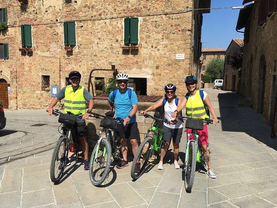 Pienza, Italia: E-Bike Tuscany
