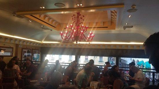 Hard Rock Cafe Venice: Interni