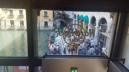 Hard Rock Cafe Venice: Vista dal ristorante