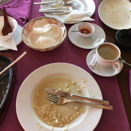 Carte De Visites Restaurant Oriental
