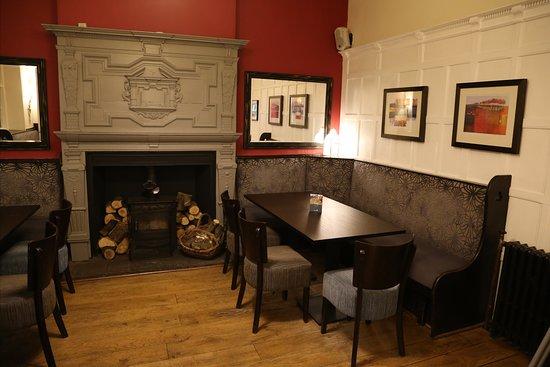 Grindleford, UK: Bar area