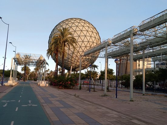 The Biosphere From Expo 92