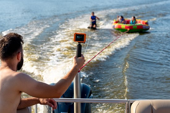 Crystal Lake, IL: Ask us how to get a GoPro video of your memories on the river.