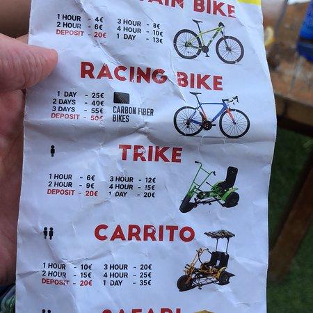 Pepe - Rent a Bike