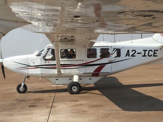 Maun, Botswana: Kavango Air
