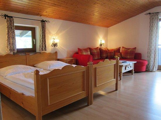 Stephanskirchen, Германия: Gästezimmer