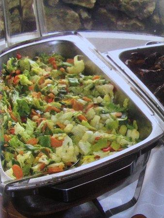 Steijl, Belanda: Warme groenten
