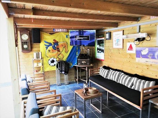 Βέστερλο, Βέλγιο: garden lounge