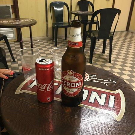 Buen Bar para tomar una cerveza