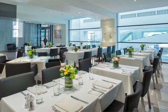 Le Beaux Arts Restaurant Montreal Ville Marie Menu