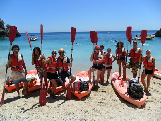 Setubal, Portugal: Kayak Tour