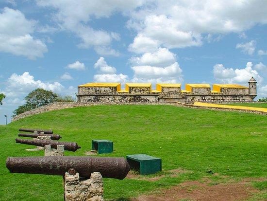 Museo de Arqueologia Subacuatica Fuerte de San Jose