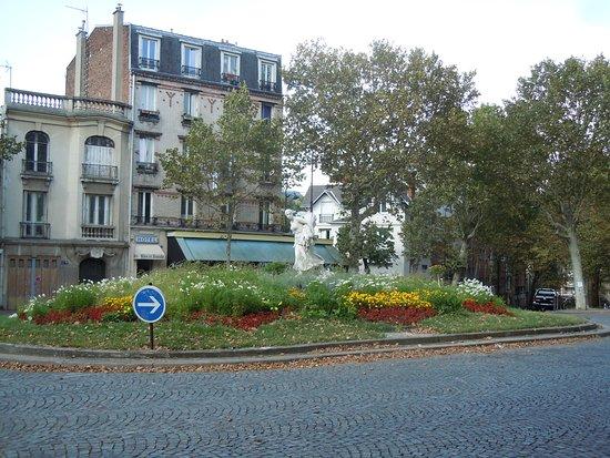 Statue La Moisson
