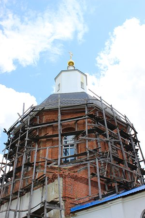 Saburovo, Ρωσία: Церковь Михаила Архангела