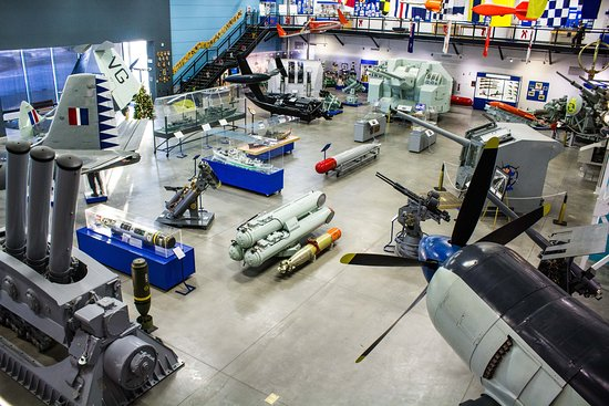 The Military Museums: Naval Gallery