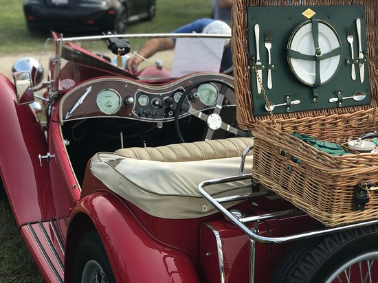 Bronte Creek Provincial Park: Annual British Car day - 3rd Sunday in September.