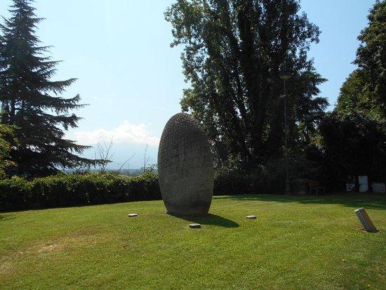 Monumento allo Scienziato Giuseppe Peano