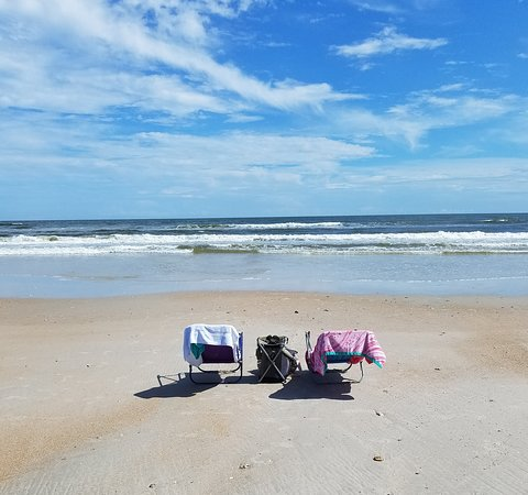 North Topsail Beach, NC: Sun & Sand!