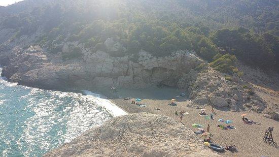 Playa El Torn Naturist Beach: 20180804_175920_large.jpg