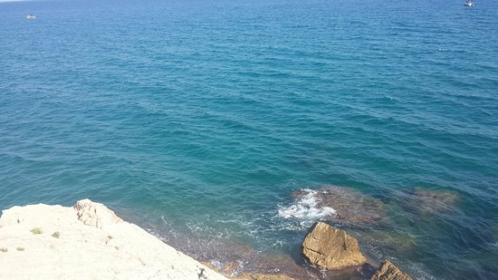 Playa El Torn Naturist Beach: 20180804_180518_large.jpg
