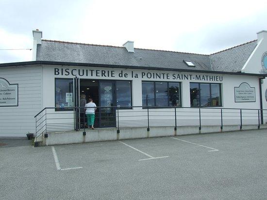 Biscuiterie De La Pointe Saint Mathieu Plougonvelin 2019