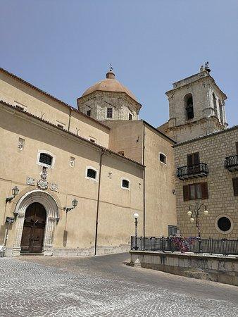 Chiesa Madre Maria SS. Assunta : Facciata della chiesa Madre(frontale)