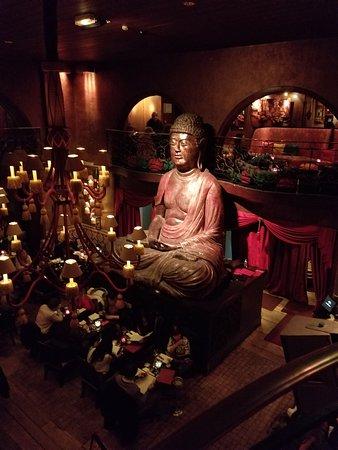 Buddha in the Buddha Bar
