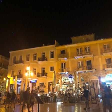 Nafplio, Greece: Plateia Syntagmatos
