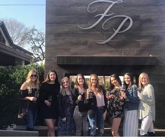 Solvang, CA: Happy Birthday Wine Tours! We had so much fun :)