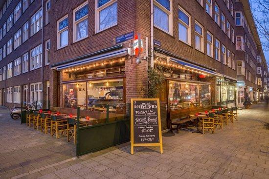 Bar Cafe Louis-Davids