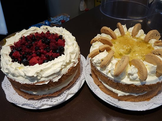 Selection of our previous cakes