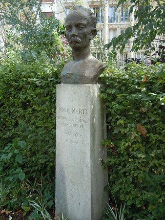 Statue de Jose Marti