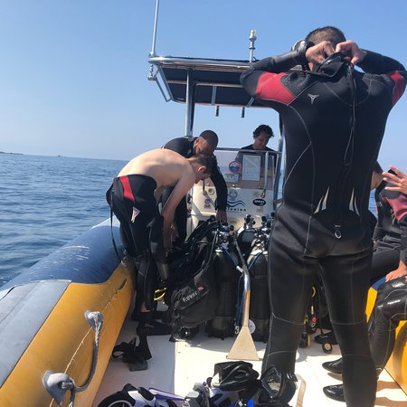 Tirrenian Diving Center Photo