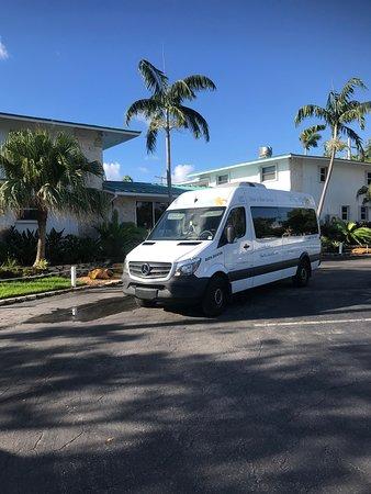 Marathon Shores, Флорида: Good morning Key Colony Beach FL Keys