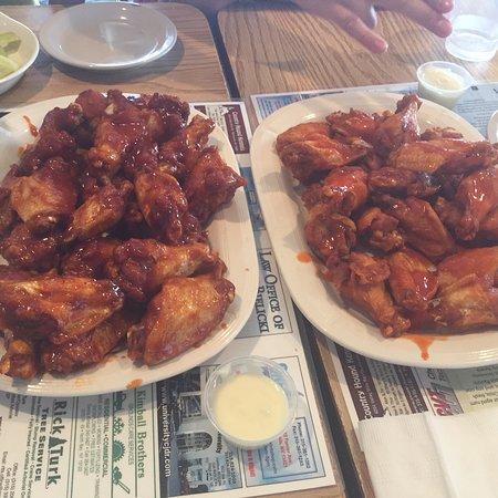 Sylvan Beach, NY: Harpoon Eddie's