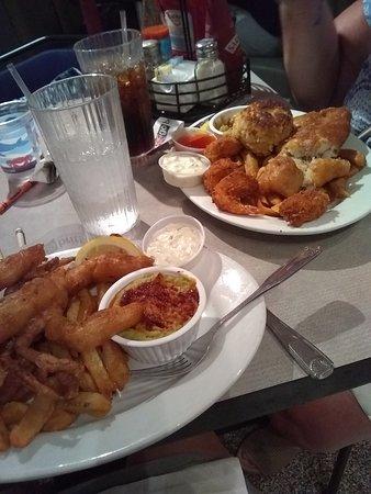 Go Fish Restaurant Rehoboth