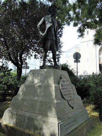 Chevalier de La Barre