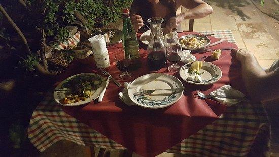Marina Serra, Италия: Azienda Agrituristica Gli Ulivi